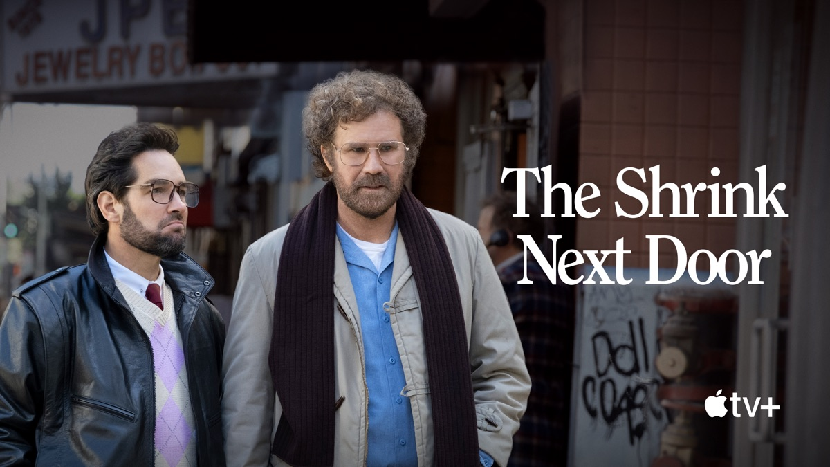 The Shrink Next Door | Apple TV+